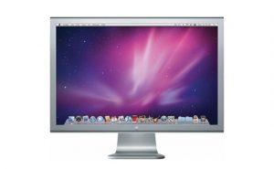23 Zoll Apple Cinema Display online verkaufen bei Mac-Ankauf.de