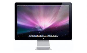 24 Zoll Apple Cinema Display online verkaufen bei Mac-Ankauf.de