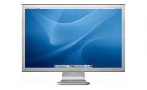 30 Zoll Apple Cinema Display online verkaufen bei Mac-Ankauf.de