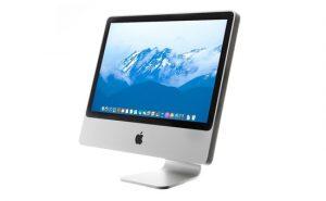 Apple iMac 2008 online verkaufen bei mac-ankauf.de
